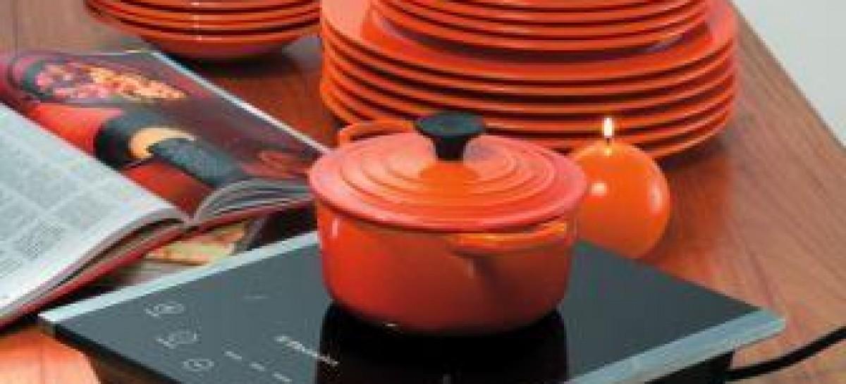 Cooktop portátil: praticidade e inovação para a cozinha