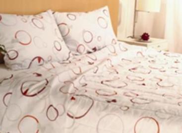 Enxovais para a cama
