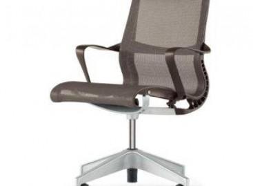 O conforto das cadeiras ergonômicas