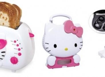 Café da Manhã com a Hello Kitty