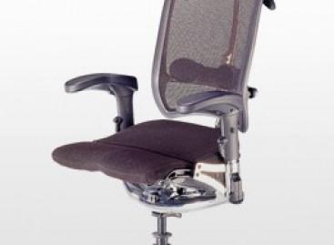 Os benefícios das cadeiras ergonométricas