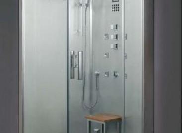 Cabine de banho: sofisticação e elegância para o banheiro