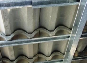 Perfis de Aço para Telhados