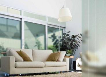 Vidro impresso para a decoração de ambientes