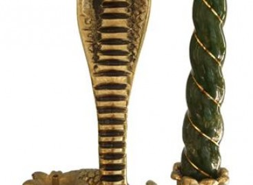 Decoração Mística; Cobras
