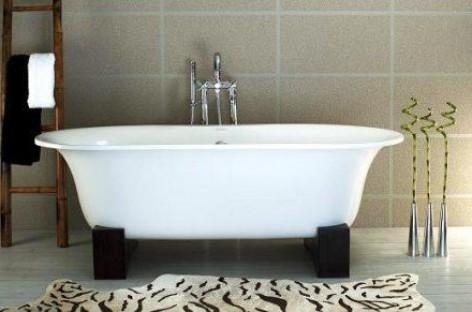 Banheiras modernas