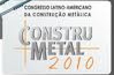 4º Construmetal – Congresso Latino-Americano da Construção Metálica