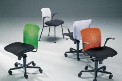 Cadeira ergonométrica com desconto