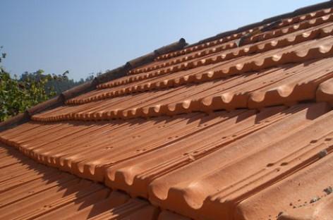 Composição do Telhado