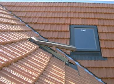 Janelas de telhado