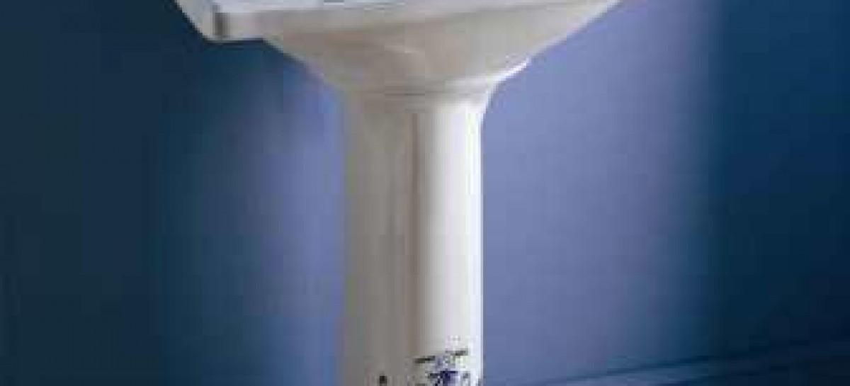 Pintura em porcelana para banheiros