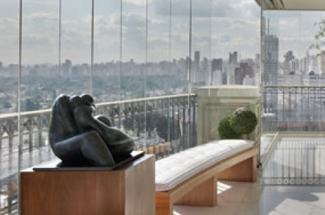 Flex System: painéis individuais de vidro