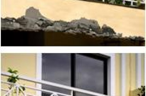 Como recuperar estruturas de concreto
