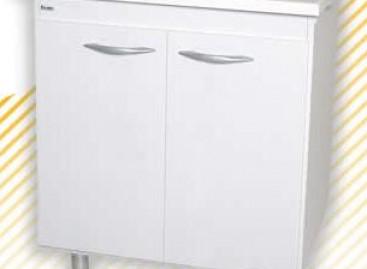 Denver: gabinete para lavanderia