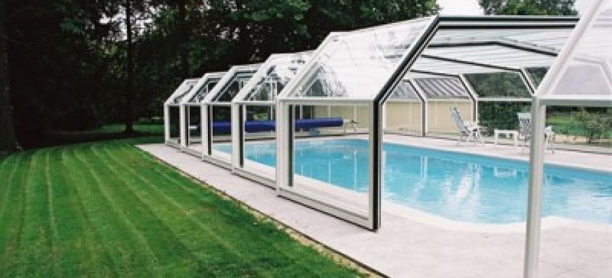 Cobertura telesc pica para piscina reforma f cil for Coberturas para piscinas