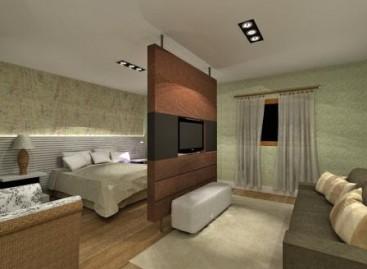 Projetos para hotéis