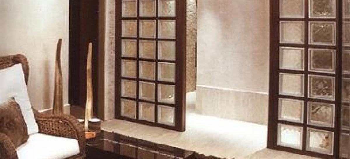 Dicas de instalação de blocos de vidro