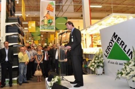 Leroy Merlin inaugura segunda loja sustentável