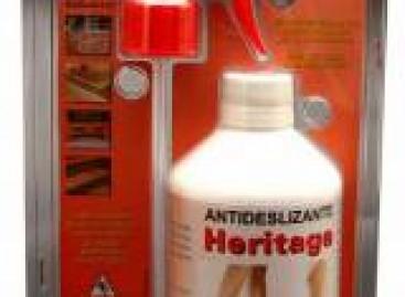 Antideslizante em spray para áreas externas