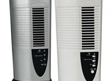 Ionizadores para todos os ambientes