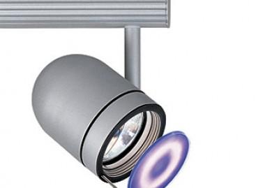Iluminação com projetores