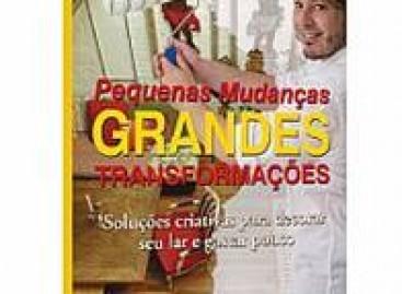 Fábio Galeazzo lança livro com dicas de decoração