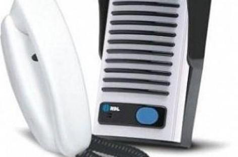 Interfone: segurança e comodidade