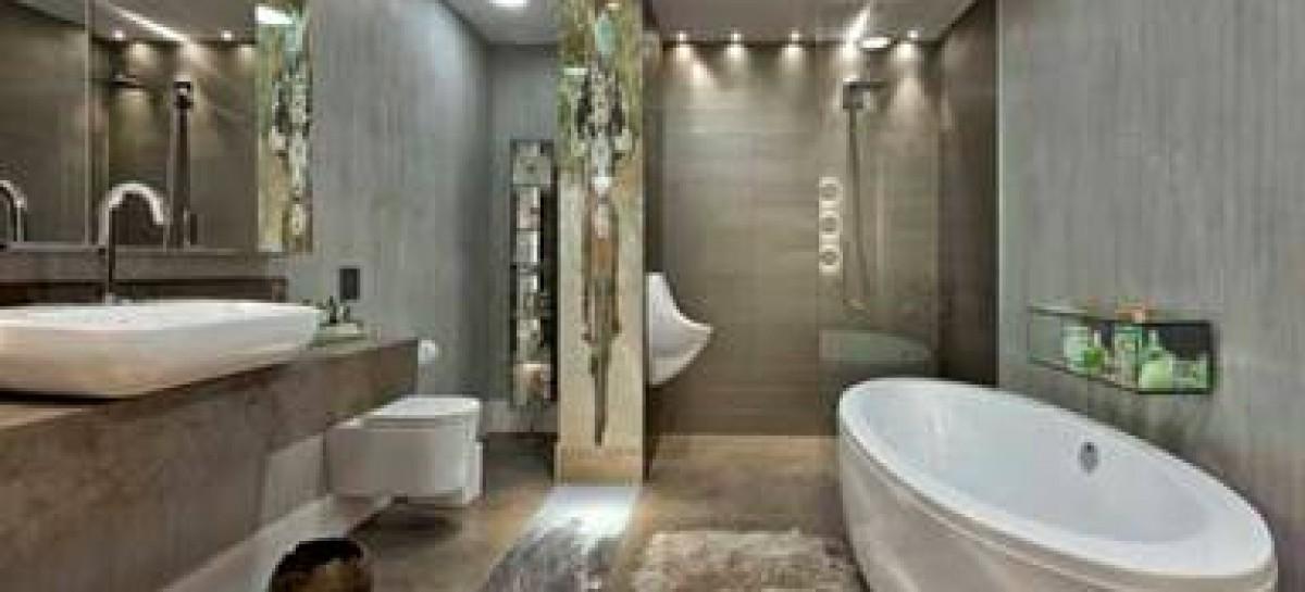 Casa Cor Minas: luxo para banheiros