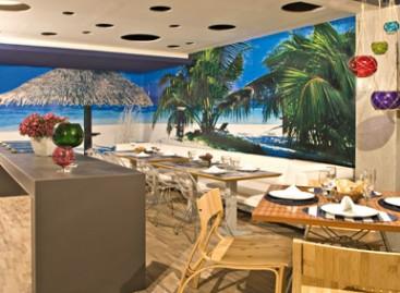 Casa Cor Campinas: áreas para comer e beber