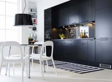 Preto e branco: um clássico para não errar na decoração