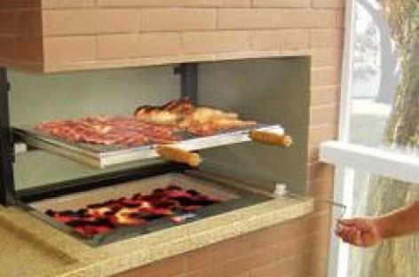 Upgrill: mais praticidade para churrasqueiras