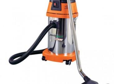 Aspirador de sólidos e líquidos com baixo ruído