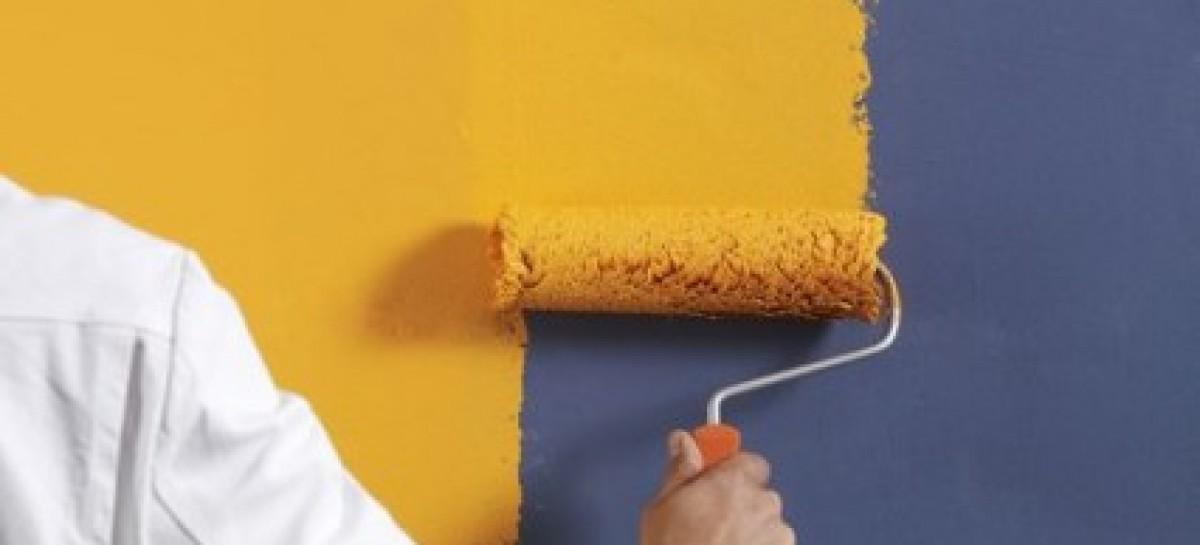 Preparo de superfícies antes da pintura