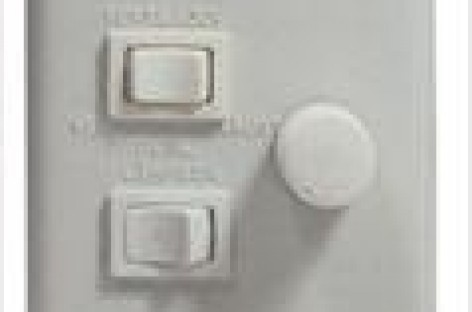 Controles para lâmpadas e ventiladores
