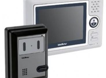 Video Porteiro com tela LCD