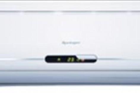 Condicionador de ar split: unidades externa e interna