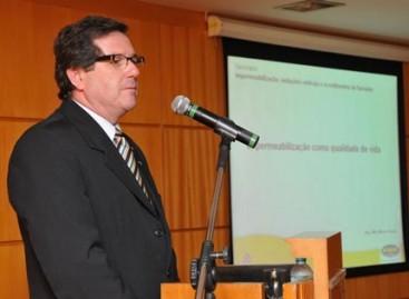 Palestras sobre a importância da impermeabilização