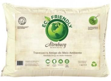 Travesseiro ecologicamente correto