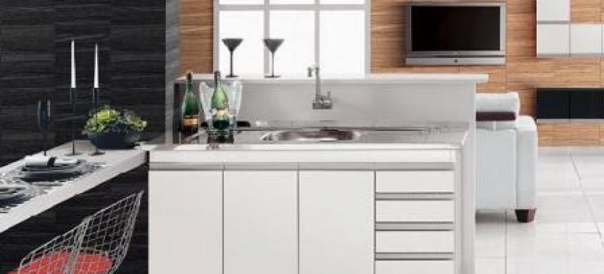 Gabinetes para a cozinha