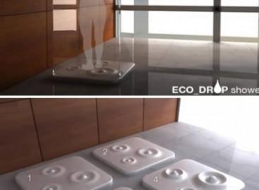 Chuveiro ecológico