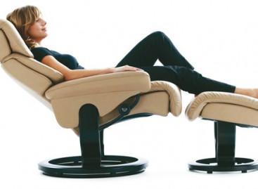 Cadeiras Ekornes ganham distribuidora oficial no Brasil