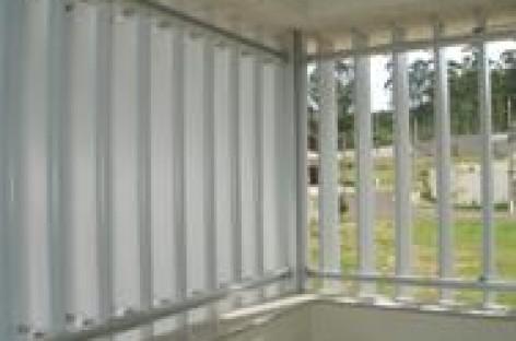 Brise que substitui cortinas e persianas