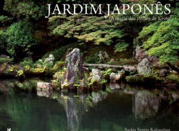 Livro revela os segredos dos jardins japoneses
