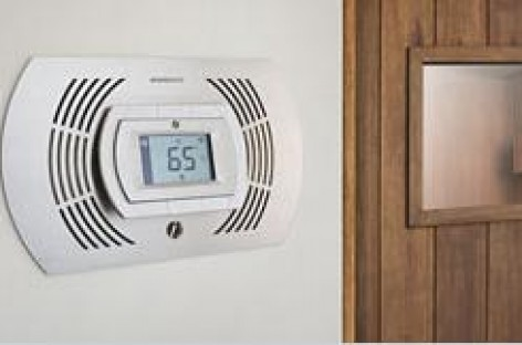 Tecnologia para saunas secas