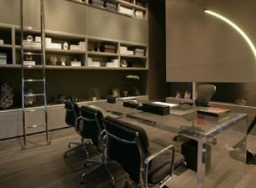Casa Cor Trio: Espaço Roberto Justus Office