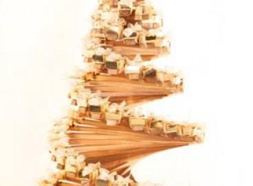 Árvore com madeira ecológica