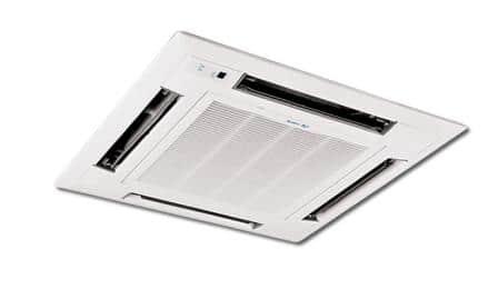 Ar condicionado de teto para residencia