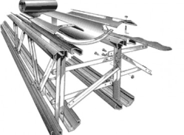 Sistema de cobertura Roll-on