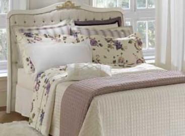 Sofisticação e sustentabilidade em cama, mesa e banho