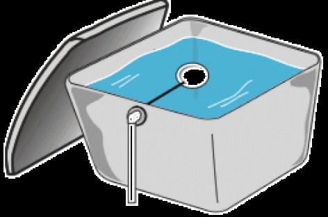 Aprenda a limpar a caixa d'água